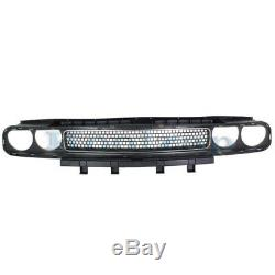 08-14 Challenger Front Face Bar Bezel Grill Grille Assembly CH1200338 68043388AB