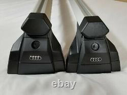 2017-2021 Audi Q7 Factory Dealer Accessory Roof Rack Cross Bar Kit 4M0071151