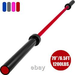 79 86 Olympic Barbell Weight Lifting Bar Safety Squat Bench Press Bar Fitness