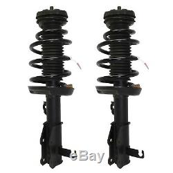 8pc Sway Bar Links & Shock Absorbers & Struts For 2005 2012 Nissan Pathfinder