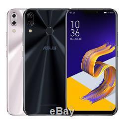 ASUS ZenFone 5 ZE620KL (Factory Unlocked) 64GB 4GB Ram 6.2 Blue, Silver