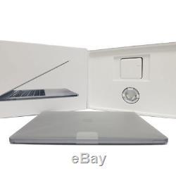 Apple 15 MacBook Pro Retina Touch Bar i7 16GB RAM 512GB SSD MPTT2LL/A MPTV2LL/A