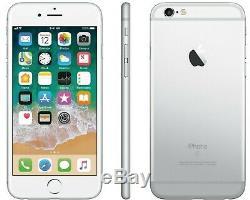 Apple Iphone 6s Plus 16gb Silver 5.5in Wifi +4g Unlocked/bundle/open Box