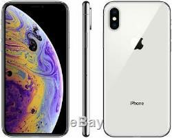 Apple Iphone Xs Max Unlocked 64gb 256gb 512gb Silver Space Gray Gold