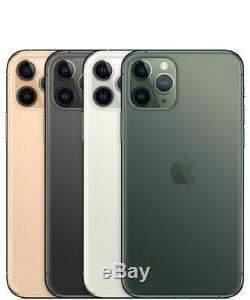 Apple iPhone 11 PRO MAX 64GB All Colors-GSM & CDMA Unlocked Apple Warranty