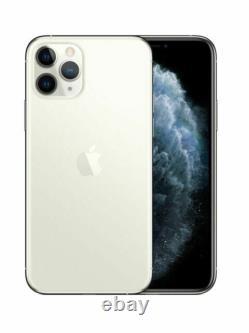 Apple iPhone 11 Pro 64GB Silver (Unlocked) A2160 (CDMA + GSM)