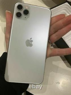 Apple iPhone 11 Pro Max 256GB Silver (Unlocked) A2161 (CDMA + GSM)