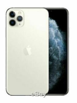 Apple iPhone 11 Pro Max 256GB Silver (Unlocked) A2161 (CDMA GSM) Brand New