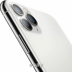 Apple iPhone 11 Pro Max 512GB Silver (Unlocked) A2161 (CDMA + GSM)
