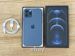 Apple iPhone 12 Pro A2341 128/256/512GB AT&T T-Mobile Verizon Unlocked Open Box