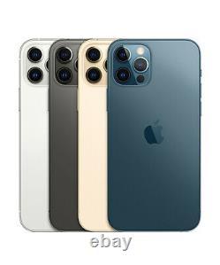 Apple iPhone 12 Pro Max 128gb Unlocked Factory Sealed Factory Warranty