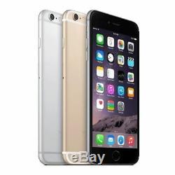Apple iPhone 6 16GB 64GB 128GB Factory Unlocked SmartPhone AT&T T-mobile Verizon