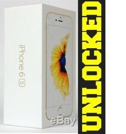 Apple iPhone 6S 16GB 64GB 128GB (UNLOCKED) Verizon Gray Gold Silver NEW