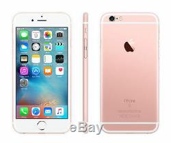 Apple iPhone 6S Plus 16/32/64/128GB Space Gray Silver Rose Gold-Factory Unlocked