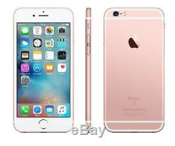 Apple iPhone 6s- 16GB 64GB 128GB GSM Factory Unlocked Smartphone All Colors