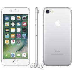 Apple iPhone 7 128GB Silver (GSM) Unlocked