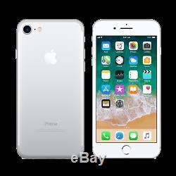 Apple iPhone 7 128GB Silver Unlocked Mint