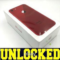 Apple iPhone 8 64GB 128GB 256GB (GSM UNLOCKED) BLACK SILVER GOLD RED SEALEDW