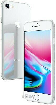 Apple iPhone 8 64GB 256GB GSM Unlocked Straight Talk Metro PCS Global