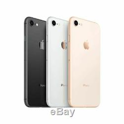 Apple iPhone 8 64GB Factory GSM Unlocked (AT&T / T-Mobile) Smartphone