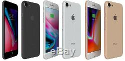 Apple iPhone 8 64GB (Factory Unlocked) Smartphone A