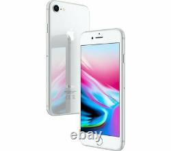 Apple iPhone 8 64GB Silver Factory GSM Unlocked (AT&T / T-Mobile) Smartphone