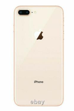 Apple iPhone 8 PLUS GSM Factory Unlocked GSM / CDMA 256GB 64GB