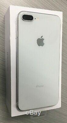 Apple iPhone 8 Plus 256 GB Silver GSM Unlocked