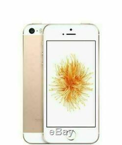 Apple iPhone SE 16/32/64/128GB Grey Pink Gold Silver Factory Unlocked Smartphone