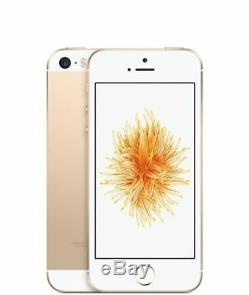 Apple iPhone SE 16/32/64GB Factory Unlocked Smartphone Grey Pink Gold Silver