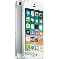 Apple iPhone SE, 16GB Silver Factory Unlocked 1st Generation