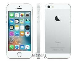 Apple iPhone SE 32GB Silver Unlocked Smartphone 1st Gen 2016