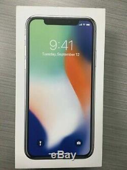 Apple iPhone X 256 GB Silver GSM Unlocked