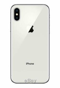 Apple iPhone X 64GB 256GB AT&T Sprint Verizon T-Mobile GSM CDMA Unlocked