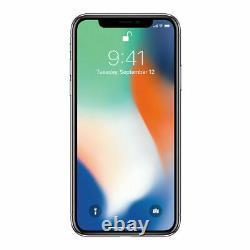 Apple iPhone X 64GB 256GB GSM / CDMA Factory Unlocked Phone