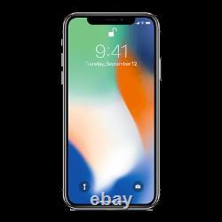 Apple iPhone X 64GB 256GB Unlocked Verizon AT&T T-Mobile Sprint CDMA/GSM