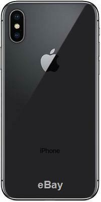 Apple iPhone X (iPhone 10) 64GB 256GB Unlocked SIM FREE Smartphone Grey Silver