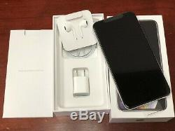 Apple iPhone XS MAX 64 GB Silver- GSM+CDMA Unlocked