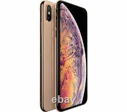 Apple iPhone XS MAX 64GB 256GB512GB (UNLOCKED) Verizon BLACKSILVERGOLD O/B
