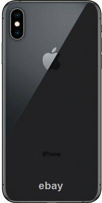 Apple iPhone XS MAX 64GB Verizon T-Mobile AT&T Sprint Metro Unlocked Smartphone