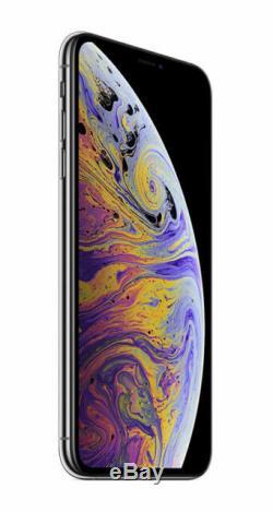 Apple iPhone XS Max 64GB Silver (Unlocked) A1921 (CDMA + GSM)