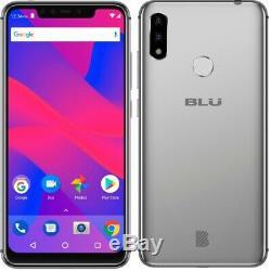 BLU Vivo XI 32GB 5.9 4G LTE Factory GSM Unlocked Smartphone V0330WW Grade A+