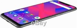 BLU Vivo XI+ 64GB 4G LTE 6.2 GSM Unlocked Smartphone Silver V0310WW Grade A+