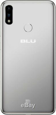 BLU Vivo XI+ V0310WW 64GB 6.2 Full HD 4G LTE Android Factory Unlocked Silver