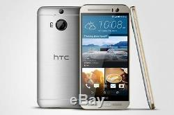 BRAND NEW HTC ONE M9 32GB 20.0MP 4G LTE Android Unlocked Phone GOLD GREY Silver