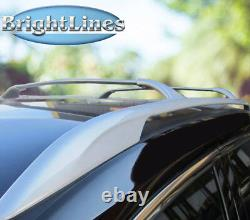 BRIGHTLINES Cross Bars Luggage Roof Rack Replacement For 2008-2013 Nissan Rogue