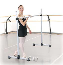 Ballet Barre B60 Portable 5ft Single Bar Stretch/Dance Bar Vita Vibe NEW