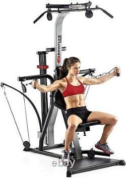 Bowflex Xceed Home Gym Over 65 Exercises Leg Extension, Ab Crunch, Squat Bar