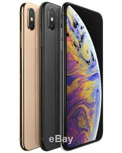 Brand New Apple iPhone XS 64GB A1920 (Sprint) Gray Gold Silver