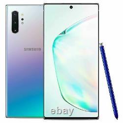 Brand New Samsung Galaxy Note 10+ Plus 256GB Aura Glow GSM & CDMA Unlocked